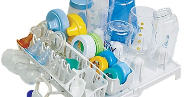 The Complete Drying Station One Step Ahead Baby Baby Bottles