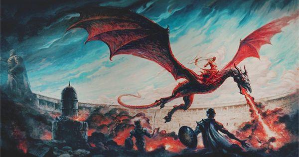 Daenerys Targaren And Drogon Http Www Fanpop Com Clubs A Song Of