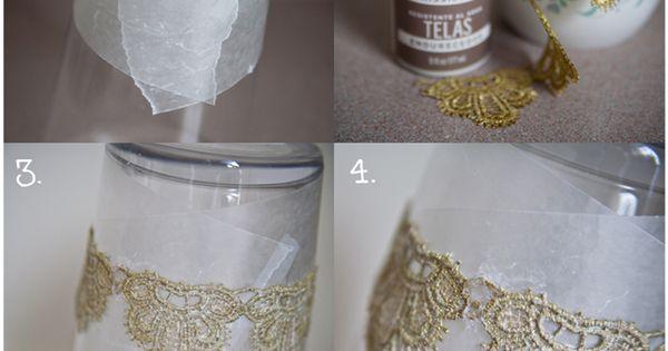 Raising Memories: DIY Lace Crown Tutorial