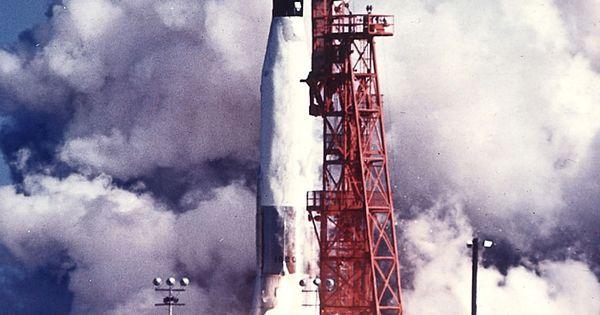 friendship 7 spacecraft take off - photo #35