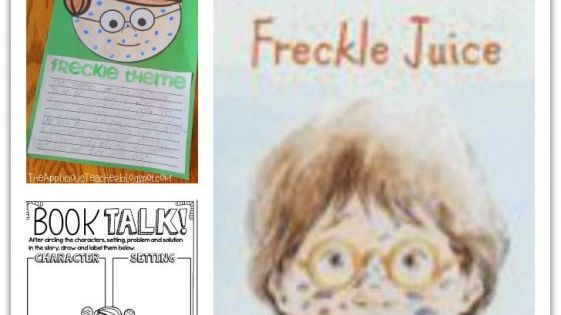 freckle juice book report Freckle juice chapter 1 chapter 1 in chapter 1 we read about andrew who sees his friend, nicky  report a website problem website by trademark media.