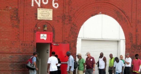 One Of Birmingham S Oldest Homeless Shelters Has Big Plans Wbhm 90 3 Homeless Shelter Shelter Birmingham News