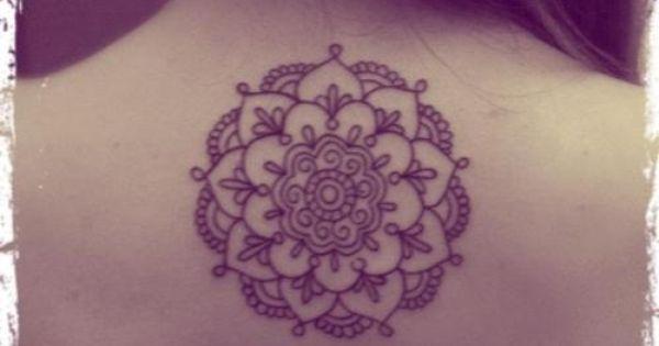 tattoo mandala mandalatattoo