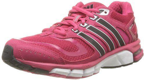 Adidas Response Cushion 22 Womens Running Shoes 105 Pink ...