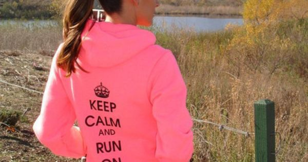 Keep Calm and Run On so my style
