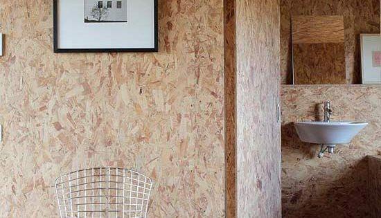 le panneau bois osb une tendance retenir pour la d co recherche chic et int rieurs. Black Bedroom Furniture Sets. Home Design Ideas