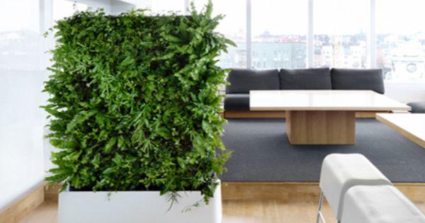 Jardines verticales para interiores jardines verticales for Jardines verticales ikea