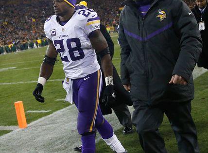 Adrian Peterson Photos Photos Minnesota Vikings V Green Bay Packers Minnesota Vikings Team Photos Minnesota