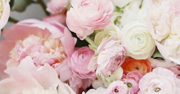 pink vineyard wedding ideas | image via: style me pretty