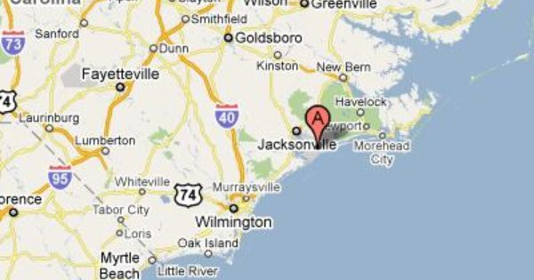 Camp Lejeune The Largest Marine Corps Base On The East Coast Camp Lejeune Camping Locations Marine Corps Bases