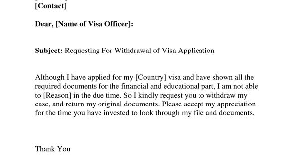 89c22a9170f4bda359040af82695e71c Visa Application Withdrawal Letter Template on all access pass template, application cover letter template, blank lab report template, visa debit card, visa application letter formats, visa invitation letter template, university application letter template, passport application letter template,