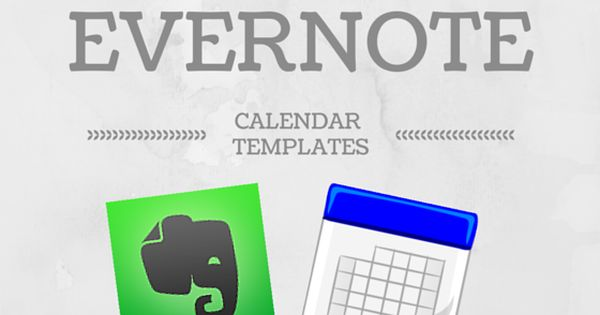 how to create a template in evernote - 2015 evernote calendar templates miss spink on tech