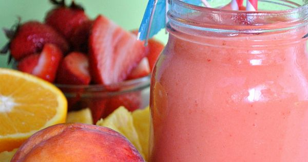 The ultimate skinny smoothie!! Fabulous taste, tons of variations, inexpensive, easy to