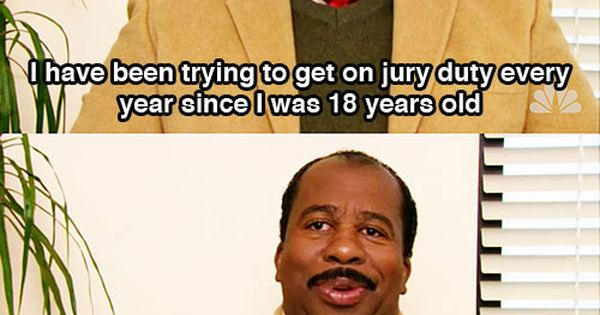 Jury Duty Is The Life Funny - Www imagez co