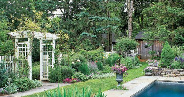 50 Fresh New Ways To Landscape Your Yard Garden Arbor