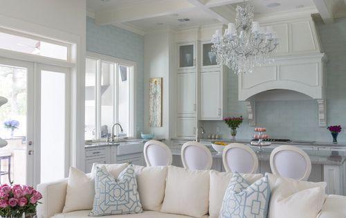 The French Mix Interior Design Covington La Kitchen