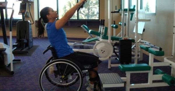 Get fit in a wheelchair mc mobility pinterest