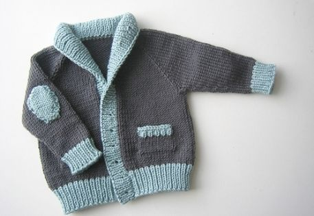 Sweater Knitting Patterns for Babies and Toddlers crochte Pinterest Gra...