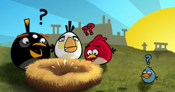 What S The Deal With Angry Birds With Images Angry Birds