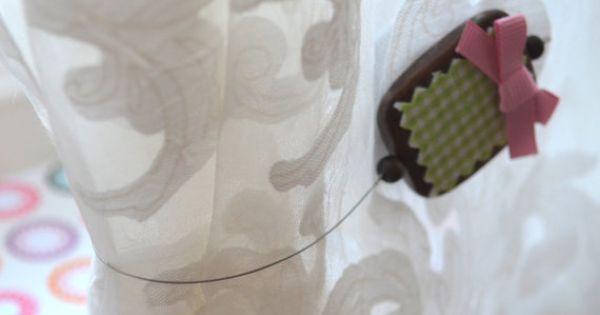 Cute Curtain Holdbacks For Kids Bedroom : children curtain tiebacks ...