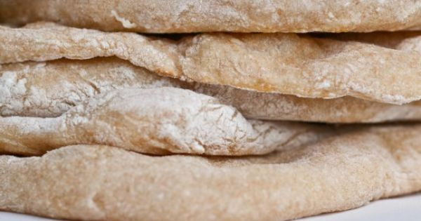 Whole wheat pita bread, Pita bread recipes and Greek nachos on ...