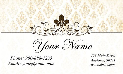 Simple Design For Wedding Business Cards Event Planner Business Card Wedding Business Card Event Planning Business Cards