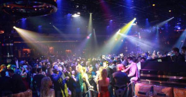 1 Oak In The Mirage Colin S Spot Night Club Las Vegas Nightlife Las Vegas