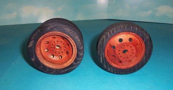An Other Type Of Wheel For Wooden Model Wooden Wheel Toy Train Wood Toys