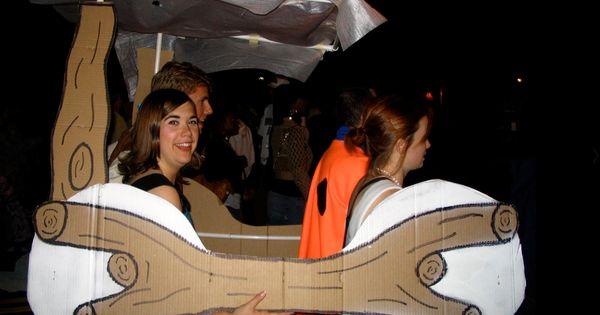 Flintstones Cardboard Car Flintstones Pinterest