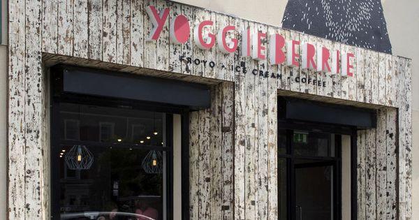 Yoggieberrie café by terry design belfast northern