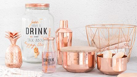 Tendance d co modern copper id e d co et shopping maisons du monde mo - Idee deco maison du monde ...