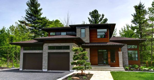Sleek and natural - this Shadow Stone® home in Driftwood epitomizes modern de...