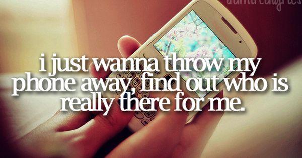 Throw me away lyrics