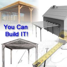 Carport Designs Carport Designs Check Out Our Carport Designs And Find The One That Offers Great Shelter For You Car Carport Designs Carport Plans Diy Carport