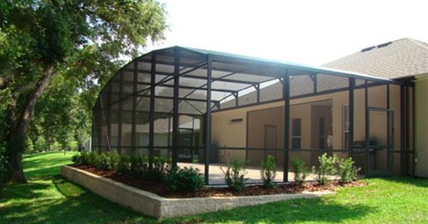 Aluminum Contractors Products Pool Screen Enclosures Patio Screen Enclosure Pool Screen Enclosure Screened In Patio