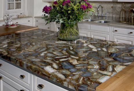 Geode countertop By CaeserStone