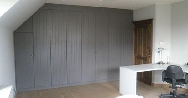Kastenwand Slaapkamer Ikea : kastenwand in slaapkamer wandkasten ...