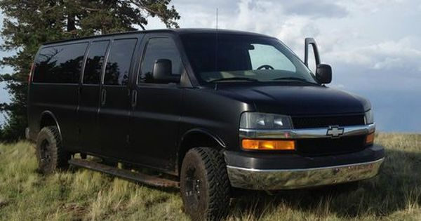 Quigley 4x4 Chevy Express 2500 1999 Chevy 3500 Express Van Series Chevy Express Chevy 4x4
