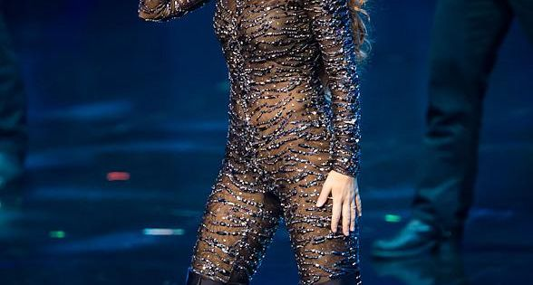 Opening Night: Shania Twain Performs in the Colosseum at Caesars Palace in