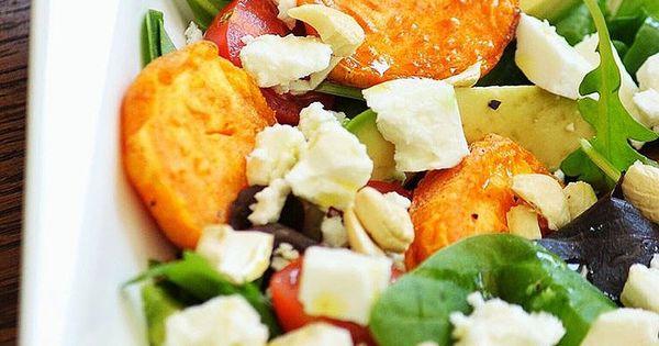 Salade d hiver originale la patate douce des salades d - Quand recolter les patates douces ...