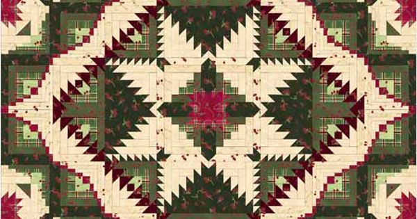 Eureka Quilt And Pattern By Jackie Robinson Animas