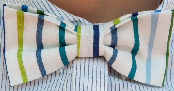 Simple Stripes for Any Types | Bow Tie Co. #bowtie