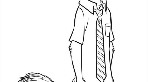 zootopia coloring pages 8  coloring pages  pinterest