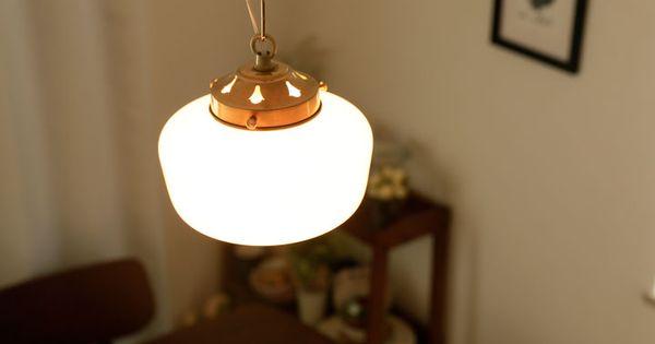 アンティーク ペンダントライト ガラス 照明 Hougel デザイン照明の