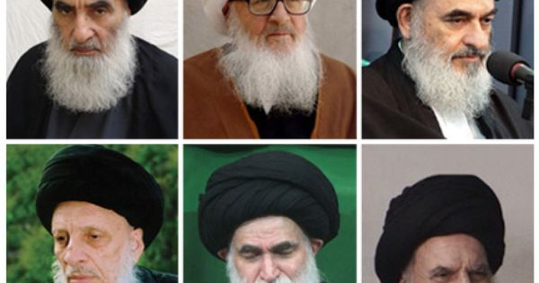 الخامنئي والسيستاني والحائري يفتون بـ الجهاد ضد السنة لحماية مراقد الشيعة في سوريا Winter Hats Empire Arab News