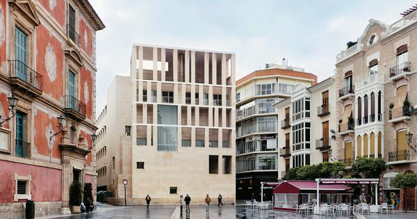 Smart Building Systems Dont Always Digital together with Granite besides 295337688038310880 additionally Parklex Architectural Cladding From Elemental Ireland furthermore 3144. on building facades in architecture