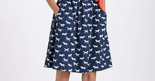 Gait & Gallop Sweetheart Dress - Anthropologie.com