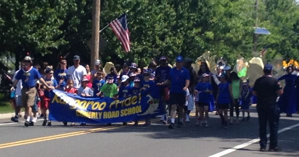 memorial day parade nj 2014