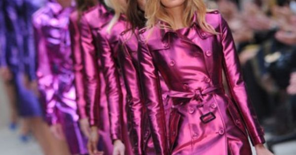 Burberry, London Fashion week spring/summer 2013