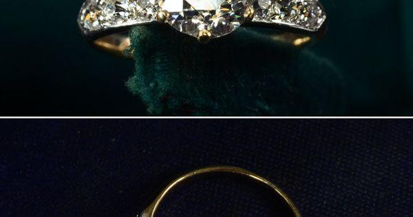 Edwardian vintage ring